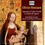 Album Messiaen: apparition de l'eglise éternelle & la nativité du seigneur de Jean-Pierre Lecaudey / Olivier Messiaen