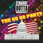 Compilation Straight outta washington d.c. (the go go party) avec Chuck Brown / The Soul Searchers / Trouble Funk / The T.T.E.D. All Stars / Slim...