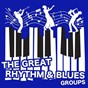 Compilation The great rhythm & blues groups avec The Swans / The Dell Vikings / The Crescendos / The Edsels / The Five Discs...