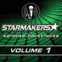 Album Starmakers karaoke backtracks, vol. 1 de Starmakers Karaoke Band