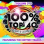 Compilation 100% top 40 hits 2013, vol. 2 avec DJ Ferdy Ferd / Michelle Madison / Jay Noah / Nick G / DJ Lebo...