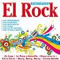 Compilation Recordando el rock avec Los Gatos Negros / Los Temerarios / Los Fugitivos / Los Monstruos / The Flying Carpets...