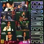 Compilation Ebriamente, vol. 3 avec Cactus / Rod Levario / California Blues / Rolas / Tres Vallejo...