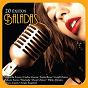 Compilation 20 éxitos: baladas avec Marco Antonio Solís / Manoella Torres / Carlos Cuevas / Sonia Rivas / Marisela...