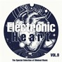 Compilation Electronic heart, vol. 9 (the special selection of minimal music) avec Carlo DI Bari / Minimal Boy / Stickk / Rem Frequency / Kangatook...