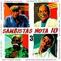 Compilation Sambistas nota 10, vol. 3 avec Nelson Cavaquinho / Nosso Samba / Exporta Samba / Aniceto do Império / Bezerra da Silva...