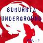 Compilation Suburbia underground vol.1 avec Raf Marchesini vs Poweredmilk / Desaparecidos / Lanfranchi / Marchesini / Robbie Rivera...