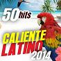 Compilation Caliente latino 2014: 50 hits (best latin music selection) avec Celestina / Red Hardin / MC Joe / The Vanillas / Yano...