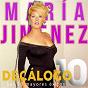 Album Decálogo (sus 10 mayores éxitos) de María Jiménez