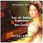 Album Integral Bach - Les six Suites Françaises de Antoni Besses,