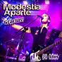 Album Gracias (25 años) de Modestia Aparte
