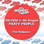 Album Party people (feat. MC boogshe) de Ralvero