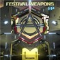 Compilation HEXAGON Festival Weapons EP avec Smack / Matt Nash / Faderx / Carta / Kris Kiss...