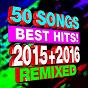 Album 50 songs best hits! 2015 + 2016 remixed de DJ Remix Factory