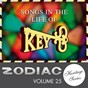Compilation Zodiac heritage series - songs in the life of key, vol. 25 avec Hello Sailor / The Dudes / Headband / Kim Tolliver / The Totals...