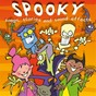 Album Spooky: songs, stories and sound effect de Kidzone, Steve Allan Jones